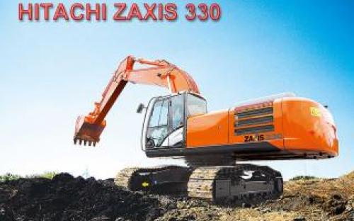 Экскаватор Hitachi ZAXIS330