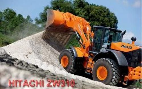 Погрузчик Hitachi ZW310